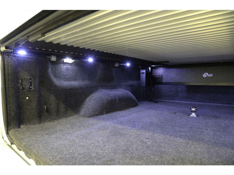 Recon 26417 4 Universal LED Bed Rail Light Kit 2 Piece Set