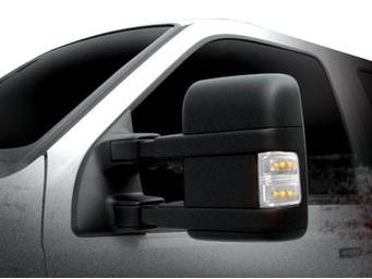 Recon LED Side Mirror Lenses