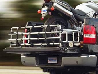 Topline Fold Down Truck Bed Extenders