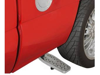 Bully Chrome Kick Out Truck Bed Step