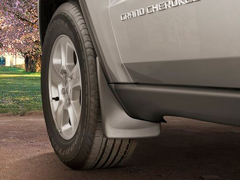 WeatherTech Molded No-Drill Mud Flaps