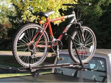 ProRac FGAT1599-1 Carrier Upright Bike with Knob Lock Down
