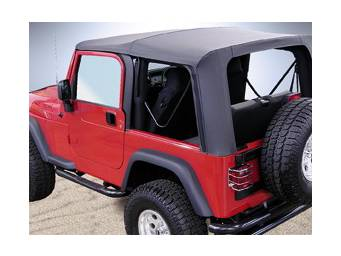 Rugged Ridge Soft Top Cover for Jeep