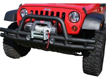 Rugged Ridge Dual Tube Front Bumpers