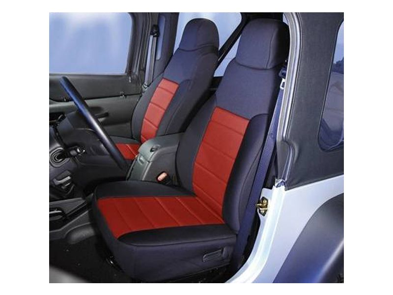Jeep Seat Covers >> Rugged Ridge Jeep Seat Covers Realtruck