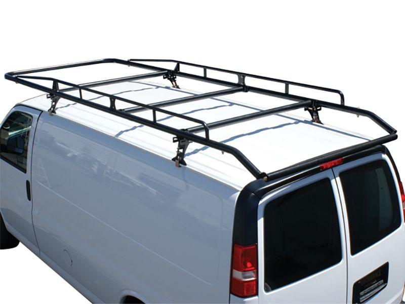 Van Roof Racks >> Kargo Master Pro Ii Van Rack Realtruck
