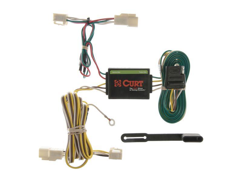 Crt55341 Curt Tconnector Wiring Harness Realtruckrhrealtruck: Curt T Connector Wiring Harness At Gmaili.net
