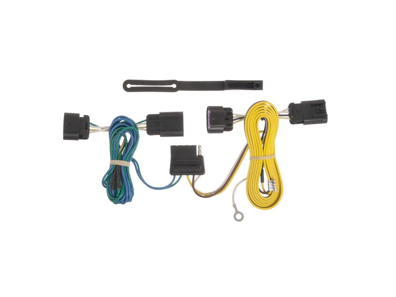 curt t-connector wiring harness