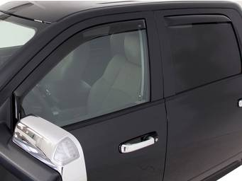 EGR Slimline Inchannel Window Visors