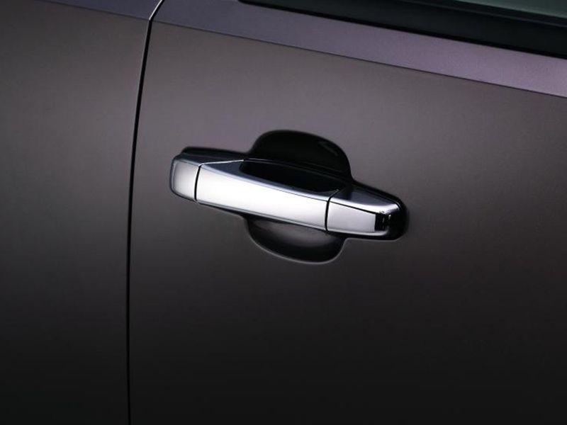 Chrome Door Handles >> Avs Chrome Door Handle Covers Realtruck