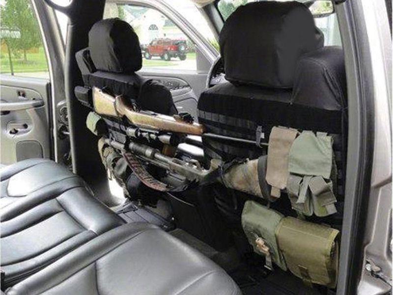 Seat Covers For Trucks >> Skanda Ballistic Tactical Seat Covers