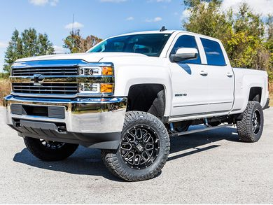Black Galaxy Auto 5 OVAL CURVED For 2015-19 Ford F150 /& 2017-19 F250//F350 SUPER CAB Side Steps Nerf Bars Running Boards
