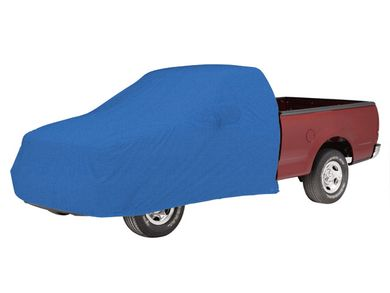 Jet Black Covercraft Custom Fit Sunbrella Series Pickup Cab Area Cover