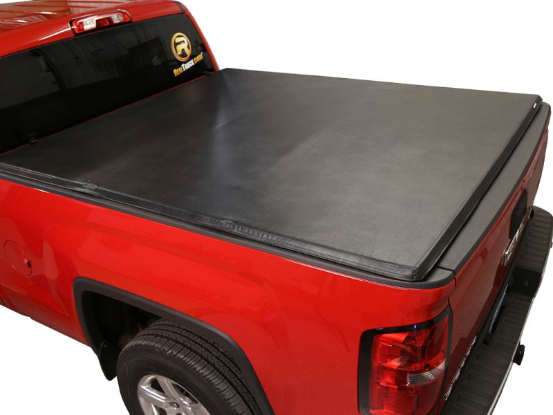 Rugged Premium Tri Fold Tonneau Cover