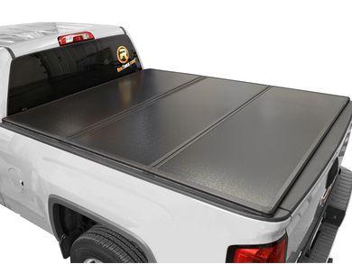 Rli Hc Nf505 Rugged Cover Premium Hard Folding Tonneau Cover Realtruck