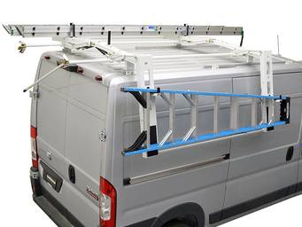 Kargo Master Drop Down Van Ladder Rack