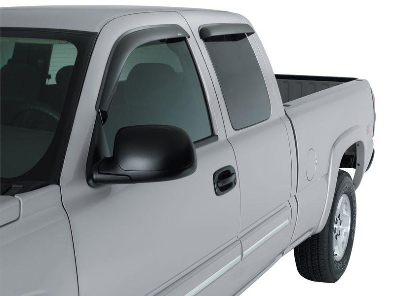 Rain Guards For Trucks >> Promaxx Tape On Rain Guards Realtruck