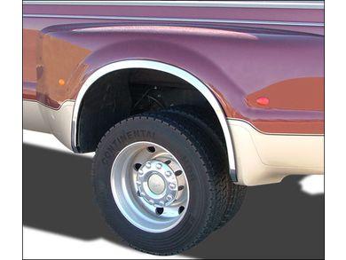 ICI CAD-011 Polished Stainless Steel Fender Trim