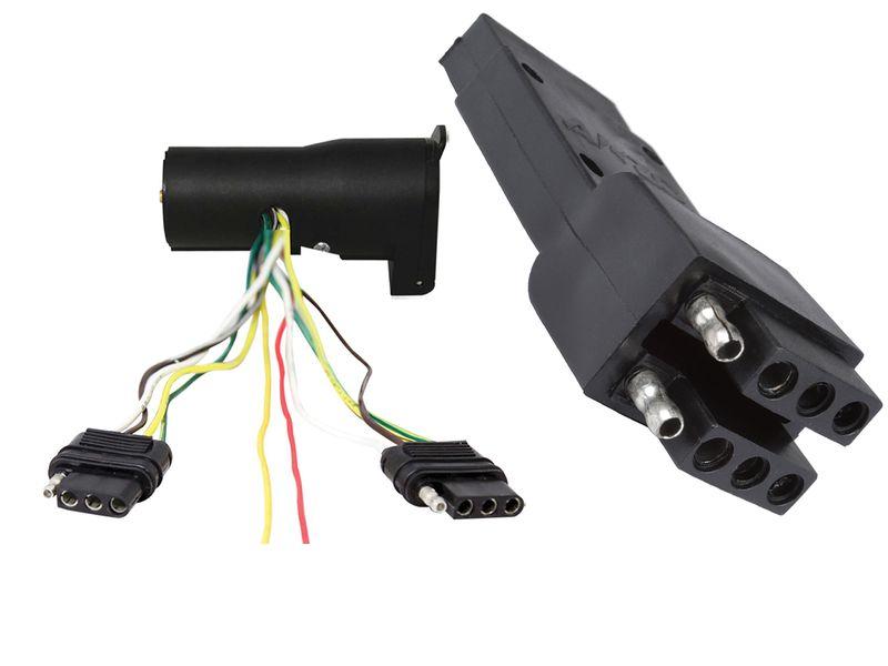 Terrific Anzo Trailer Hitch Wiring Splitters Realtruck Wiring Digital Resources Instshebarightsorg