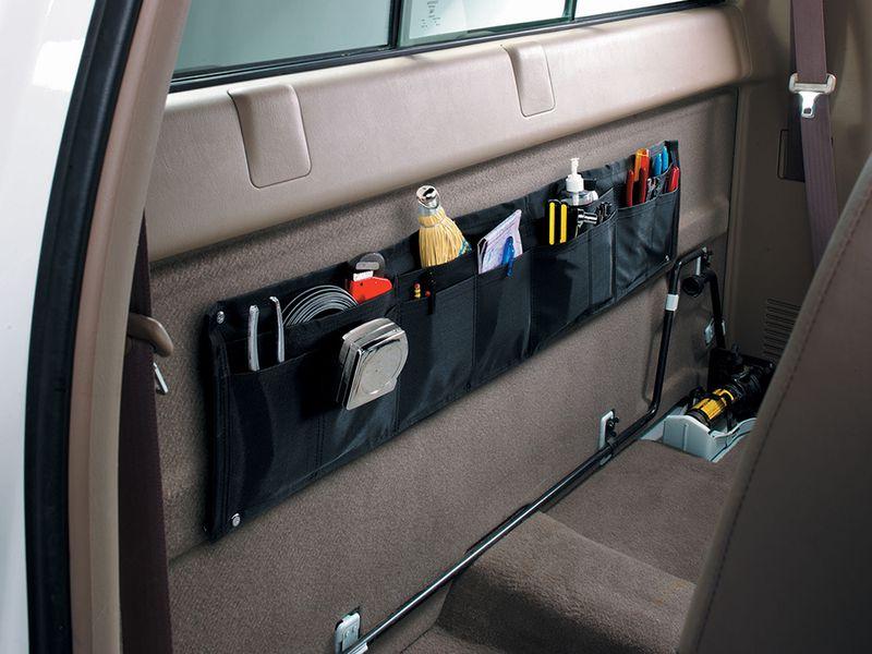 Truck Cab Organizer >> Highland Truck Cab Organizer Realtruck