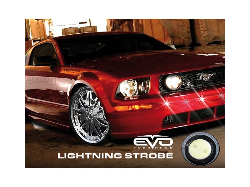 Strobe Lights For Trucks >> Cipa Evo Formance Led Strobe Lights Realtruck