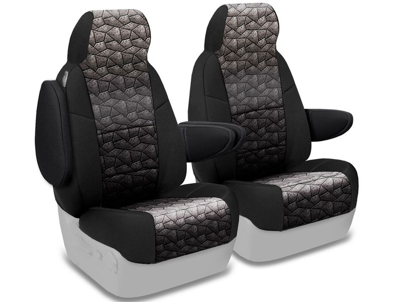 Cvk Csc2pd21 Coverking Armor Seat Covers Realtruck