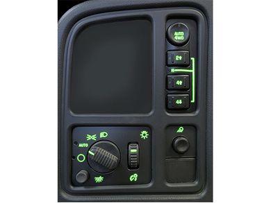 US Speedo LED Instrument Cluster Kit