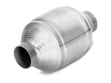Non CARB Compliant MagnaFlow 51654 Universal Catalytic Converter