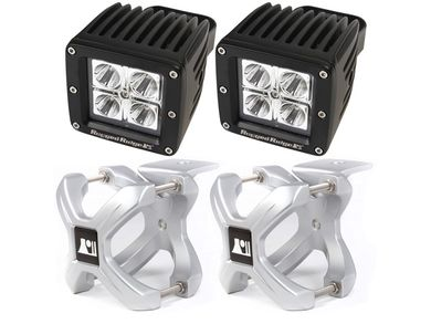 Rugged Ridge 15210 32 X Clamp Led Light Kit
