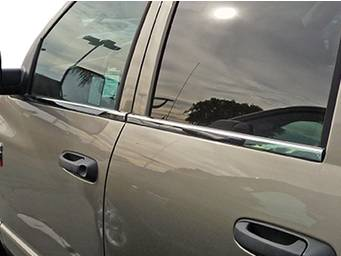 TFP Stainless Steel Window Trim