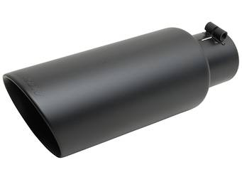 Gibson Elite Black Exhaust Tips