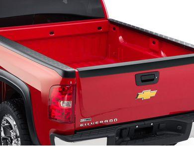 ProMaxx Black Plastic Truck Bed Caps w// Holes Fits 2007-2013 Chevy Silverado 8/'