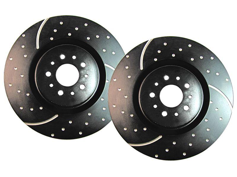 Ebc Sport Rotors >> Ebc Sport Dimpled And Slotted Brake Rotors Realtruck