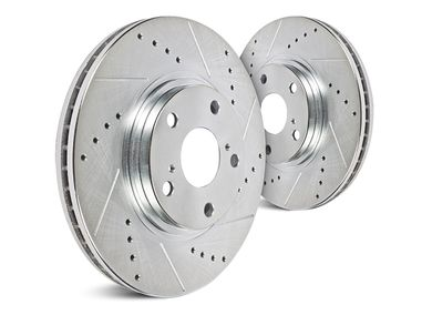 Hawk Performance HK5297.315Y Brake Rotor with LTS Pad Kit