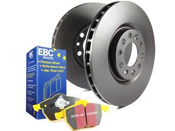 EBC S3KF1076 Stage-3 Truck and SUV Brake Kit EBC Brakes