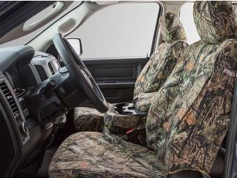 Covercraft Carhartt Mossy Oak Camo Seat Covers
