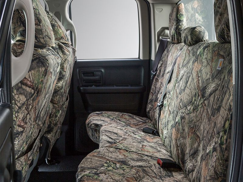 251ccc9aed445 Covercraft Carhartt Mossy Oak Camo Seat Covers | RealTruck