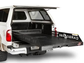 2009 Hummer H3 Truck Bed Cargo Slides Realtruck