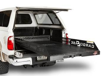 Cargo Ease Commercial Truck Bed Cargo Slide