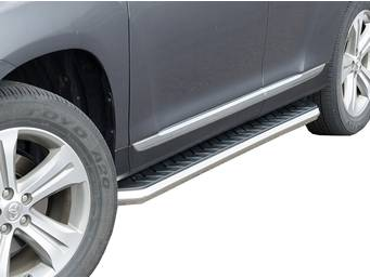 Aries Stainless AeroTread Running Boards