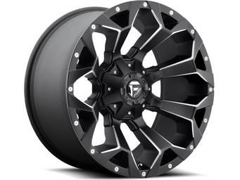 Fuel Black Ault Wheels