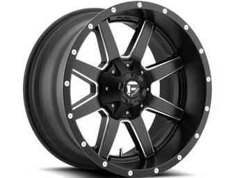 Fuel Truck Wheels >> Truck Wheels Truck Rims Wheel Tire Combos Realtruck