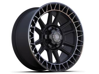 4Play Tinted Black 4PS12 Wheel
