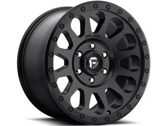 fuel-matte-black-vector wheels