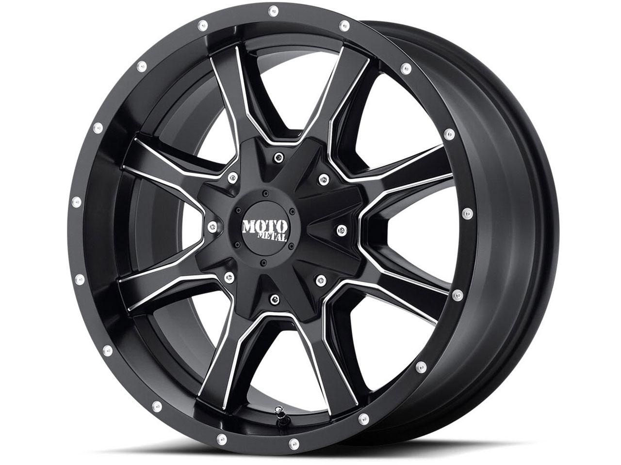 Rim Store Near Me >> Moto Metal Matte Black Mo970 Wheels