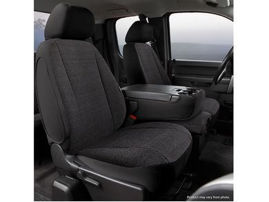 Rear Bucket Seats//Saddle Blanket Fia TRS43-1 GRAY TRS40 Solid Wrangler Solid Gray Seat Cover