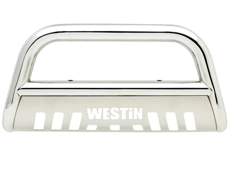 Westin 31-4020 E-Series Bull Bar Stainless Steel E-Series Bull Bar