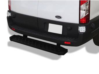 Black Horse Spartan Rear Running Board