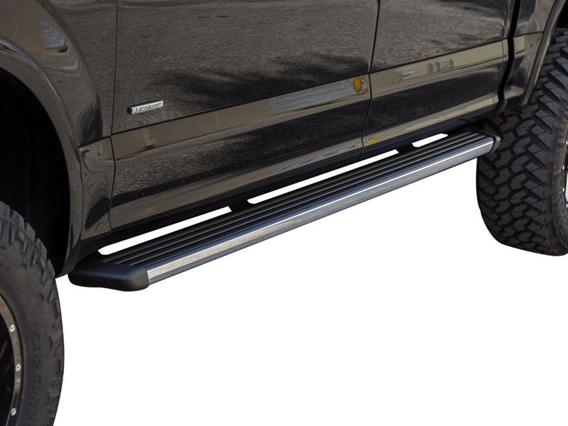 Ionic Brite 61 Series Running Boards Realtruck