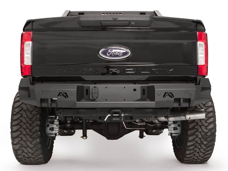 Fab Fours Premium Rear Bumpers
